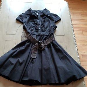 NEW Black sleeveless dress